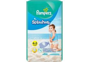 Pampers Splashers Size 4-5 9-15 kg Swim diapers, 11 pieces