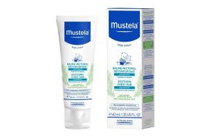 MUSTELA Soothing Chest Rub, 40 ml