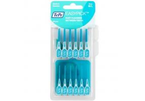 TePe EasyPick M / L Enhanced Elastic toothpick, 36pcs, blue