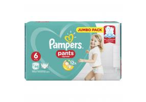 PAMPERS PANTS No6 - 44 TEMAXIA