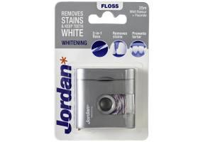 JORDAN Whitening Floss Οδοντικό Νήμα 25m