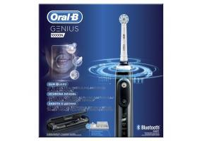 ORAL-B Genious 10000N Electric Toothbrush (Color Black) 1pcs