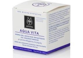 Aqua Vita Κρέμα-gel Λιπαρές-Μικτές Επιδερμίδες 50ml