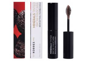 KORRES MINERALS TINTED BROW MASCARA 4ML