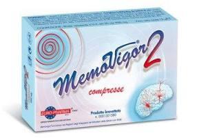 Memovigor 2 - Vertigo & Tinnitus, memory enhancement (20tabs)