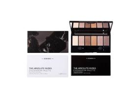Korres Black Volcanic Minerals Eyeshadow Palette The Absolute Nudes 6gr