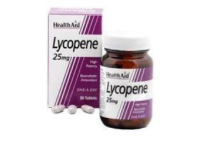 Health Aid Lycopene 25mg