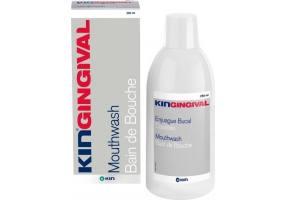 Kin KinGingival Mouthwash Στοματικό Διάλυμα για τη Φροντίδα των Ευαίσθητων Ούλων, 0,12% 250 ml