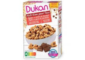 Dukan Expert Oatmeal with Chocolate Pieces, 350gr