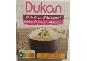 Dukan Expert Konjac Ρύζι, 100gr
