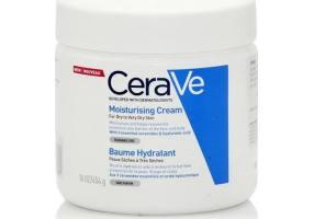 CeraVe Ενυδατική Κρέμα για Πρόσωπο/Σώμα,Ξηρό/Πολύ Ξηρό Δέρμα 454gr