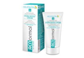 Helenvita ACNormal Hydra Boost Cream Κρέμα Προσώπου Ελαφριάς Υφής Χωρίς Σαλικυλικό Οξύ, 60ml