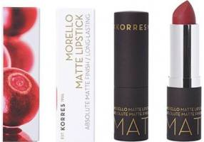 Korres Matte Lipstick 59 Burgundy Red 3,5ml