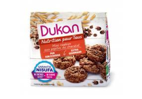 Dukan Expert Μίνι Cookies βρώμης με κομμάτια σοκολάτας, 100gr