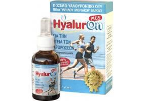 Abc Kinitron HyalurOn Plus Υψηλού Μοριακού Βάρους Υαλουρονικό Οξύ, 30ml