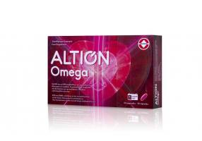 Altion Omega Dietary Supplement for Normal Heart Function, 30caps