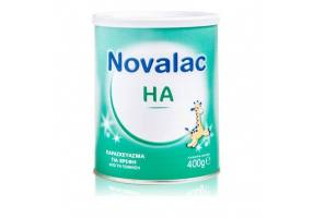 Novalac HA Αντιαλλεργικό Γάλα, για βρέφη από την γέννηση, 400gr