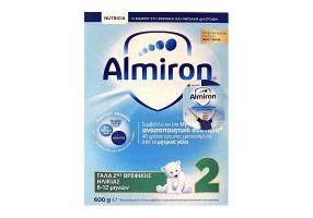 Nutricia Almiron 2 2nd to 6th Month Milk, 600g