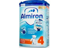 Nutricia Almiron 4 Νηπιακό Ρόφημα Γάλακτος 2-3 ετών, 800g