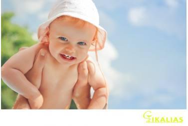 Βρεφικό δέρμα & Ήλιος